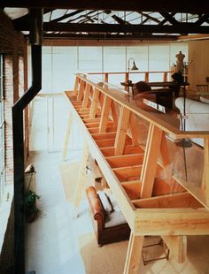 AMERICAN ANTLER: Converted Factory House: Henry Smith-Miller Architect
