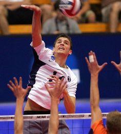 Matt Anderson, volleyball