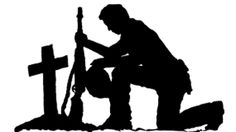 Image result for soldier last stand silhouette