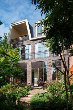 Wie wilt er niet wonen in dit droomhuis in Rotterdam?
