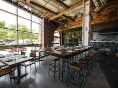 12 Restaurants Perfect for a Group Dinner