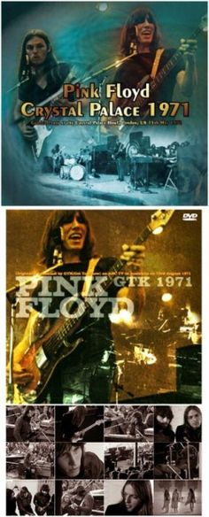 Pink Floyd - CRYSTAL PALACE 1971