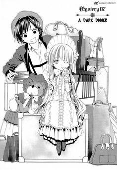 gosick manga