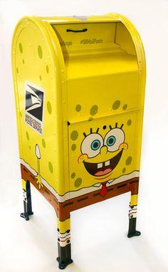Bob Esponja vai virar caixa de correio nos EUA, precisa ver isso http://www.bluebus.com.br/bob-esponja-vai-virar-caixa-de-correio-nos-eua-veja-isso/