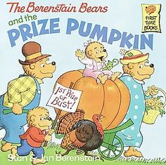 Childhood memory -- The Berenstain Bears
