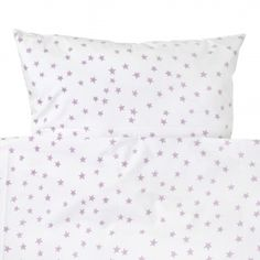 bed linen, kids, purple stars, other colours available, girl, boy