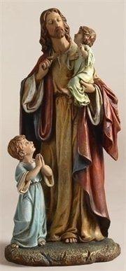 Joseph's Studio Jesus With Children Religious Figure