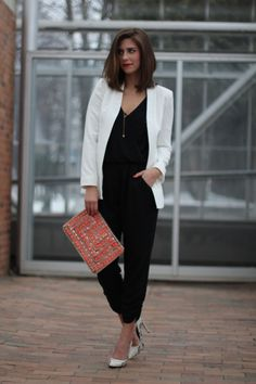 Nicole of The Bull & The Bun in the Cameo Hideaway Blazer || Get the blazer: http://www.nastygal.com/product/cameo-hideaway-blazer?utm_source=pinterest&utm_medium=smm&utm_term=ngdib&utm_content=nasty_gals_do_it_better&utm_campaign=pinterest_nastygal