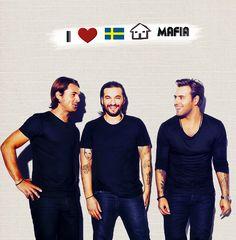 SWEDISH HOUSE MAFIA 3 FACES UNTIL NOW WOMENS HOODIE SWEATSHIRT NEW OFFICIAL EDM