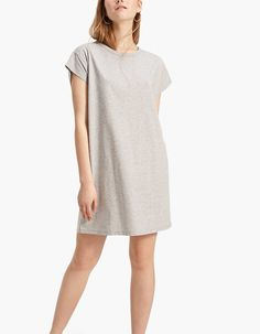 Robe t-shirt oversize - Robes T Shirt Oversize, Shirts, Shirt Dress, France, Medium, Dresses, Fashion, Woman, Gowns