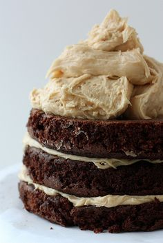 Peanut Butter Cream Cheese Frosting!!! by @Annalise (Completely Delicious)