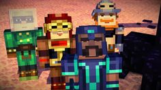 Minecraft: Story Mode - Ready To Build (1)