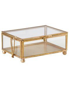 MINI JEWEL BOX smyckesskrin | Jewelry/small boxes | Jewelry/small boxes | Dekorationer | Home | INDISKA Shop Online