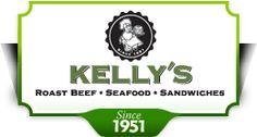 Kelly's Roast Beef logo