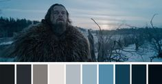 25 Beautiful Color Palettes From Famous Movie Scenes. Stunning stuff.