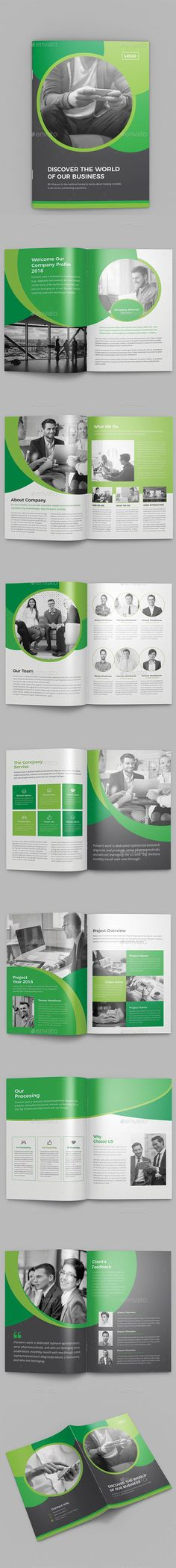 Brochure - #Brochures #Print #Templates
