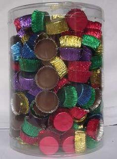 Ice-cups. Childhood memory