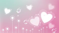 Pink Hearts Wallpaper For Iphone #Zq3