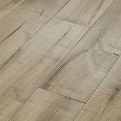 Hardwood Flooring | Rustic River Roosevelt Hill - Sliced Red Maple luxury vinyl plank flooring from CarpetOne | Top flooring trends for 2020 #flooring #woodflooring #homedesign Maple Hardwood Floors, Engineered Hardwood Flooring, Vinyl Plank Flooring, Interior Design Advice, Luxury Vinyl Plank, Home Decor Inspiration, New Homes, House Design, Rustic