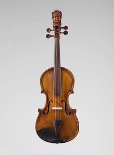 1885 American (Maine) Violin at the Metropolitan Museum of Art, New York