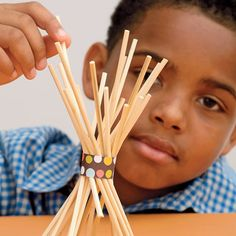 Tippy Tepee Game | Spoonful