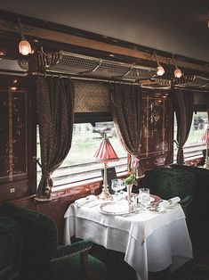 Belmond is adding three new Grand Suites to its most famous train, the Venice Simplon-Orient-Express Trains, Simplon Orient Express, Best Cities In Europe, Outdoor Tub, By Train, Suites, Ultimate Travel, Train Travel, Luxury Travel