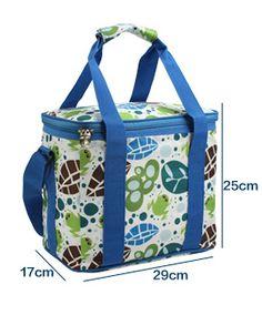 Grande capacidade dobrável saco mais fresco isolado, saco do refrigerador ao ar…