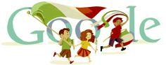 Il doodle di Google è per la Festa della Repubblica e non per la Parata!