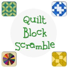Fun quilt games! Great for quilting groups, guilds, and retreats! Enjoy:)