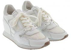 ASH Dean Mesh Wedge/ Sneakers