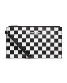 Sooo cute! MICHAEL Michael Kors  Large Jet Set Checkerboard-Print Travel Clutch