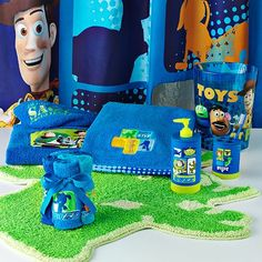 For The Kids Bathroom Toy Story