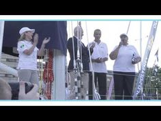 JAMAICA Get All Right in the 2013 Clipper Round the World Yacht Race
