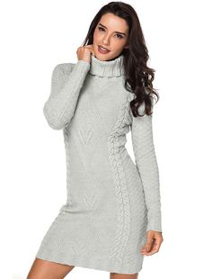 20 Best Sweater Dress images in 2020   sweater dress
