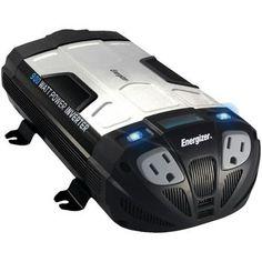 Energizer 12-volt Power Inverter (900 Watts)
