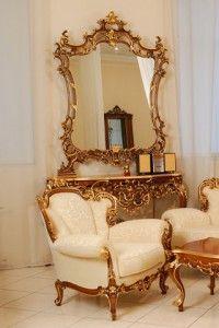 Стиль барокко в интерьере и натяжные потолки | Студия натяжных потолков «Аврора» в Магнитогорске