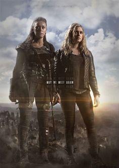 Clarke & Lexa - The 100