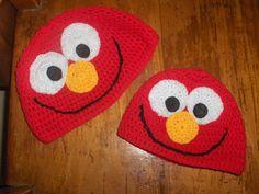 Elmo hats :)