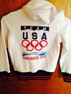 Luxury Vintage Store (Clothing & Accessories): Polo Ralph Lauren Kids TEAM USA - VANCOUVER Olympi...