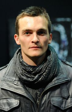 Rupert Friend at the premiere of short films at the 54th BFI London Film Festival oct 21st 2010......