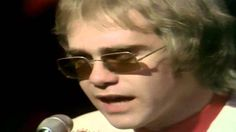 Elton John ~ Your Song ... this was one of 'our songs' when my hubby and I were dating....still love it...