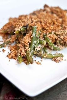 Successfully Fit: Clean Eating Green Bean Casserole