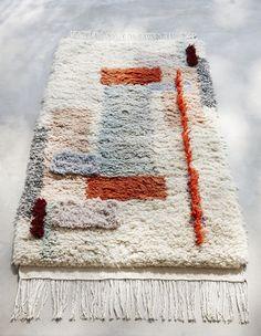 9 fine tæpper - Rumi