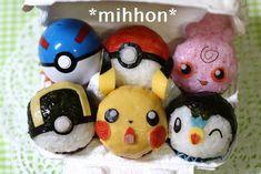 Pokemon onigiri