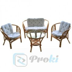 Ratan set Bahama Outdoor Chairs, Outdoor Furniture Sets, Outdoor Decor, Home Decor, Decoration Home, Room Decor, Garden Chairs, Home Interior Design, Home Decoration