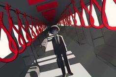 Avogado6, cet illustrateur japonais va vous faire réfléchir sur la vie Anime Art Girl, Manga Art, Art Triste, Dibujos Dark, Drawings With Meaning, Image Triste, Sun Projects, Dark Art Illustrations, Vent Art