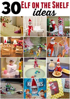 Elf On  the shelf id