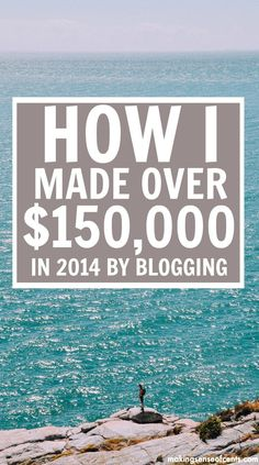 In 2014, I made $163,929 after most expenses, by working online. In this article, I show you how I make money online. It's all real, fun, and you have a shot at it as well!