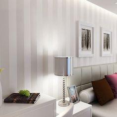 Modernen Minimalistischen Wand Papier Wallcovering Streifen