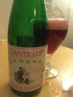 Cantillon – Rosé de Gambrinus (2016)